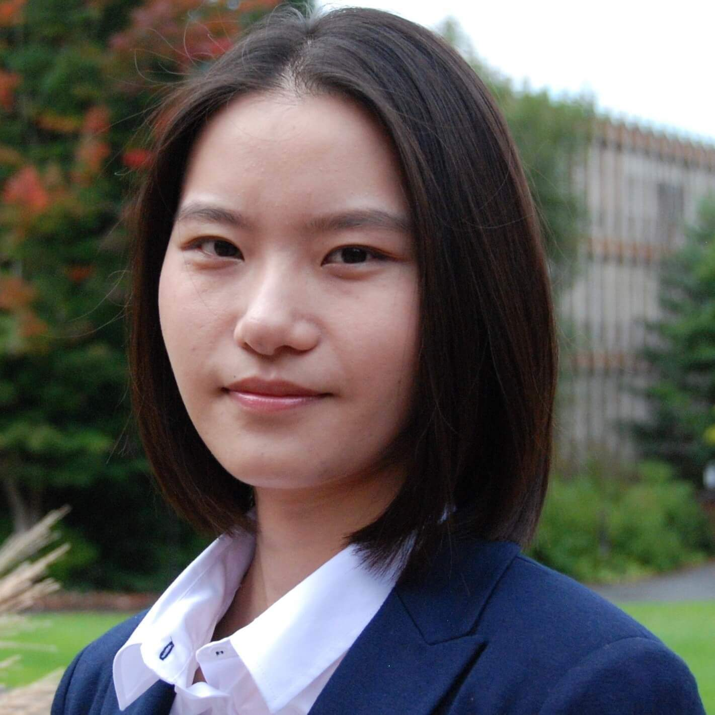 Shanshan Zhang : Graduate Student