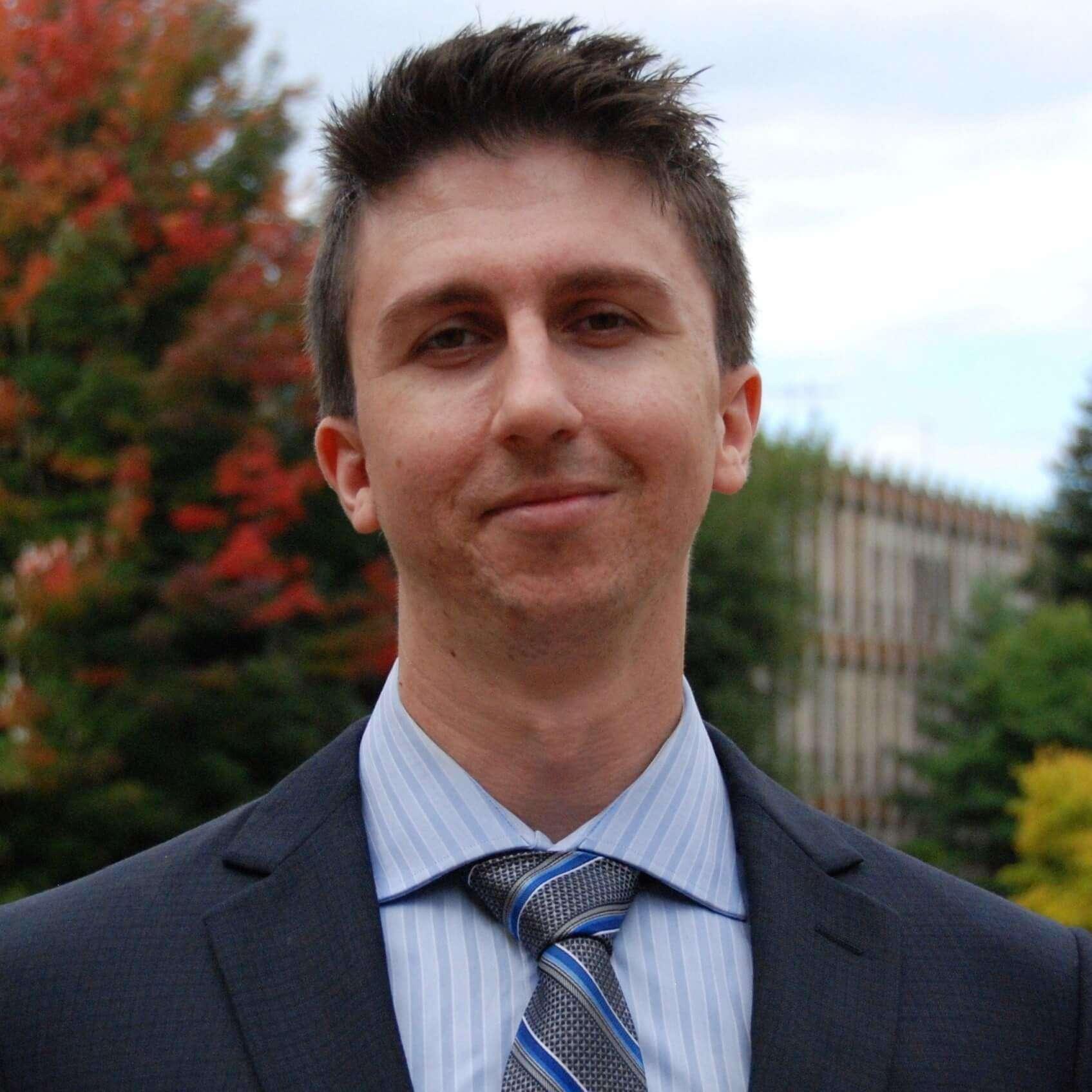 Stavros Sioutis : Graduate Student