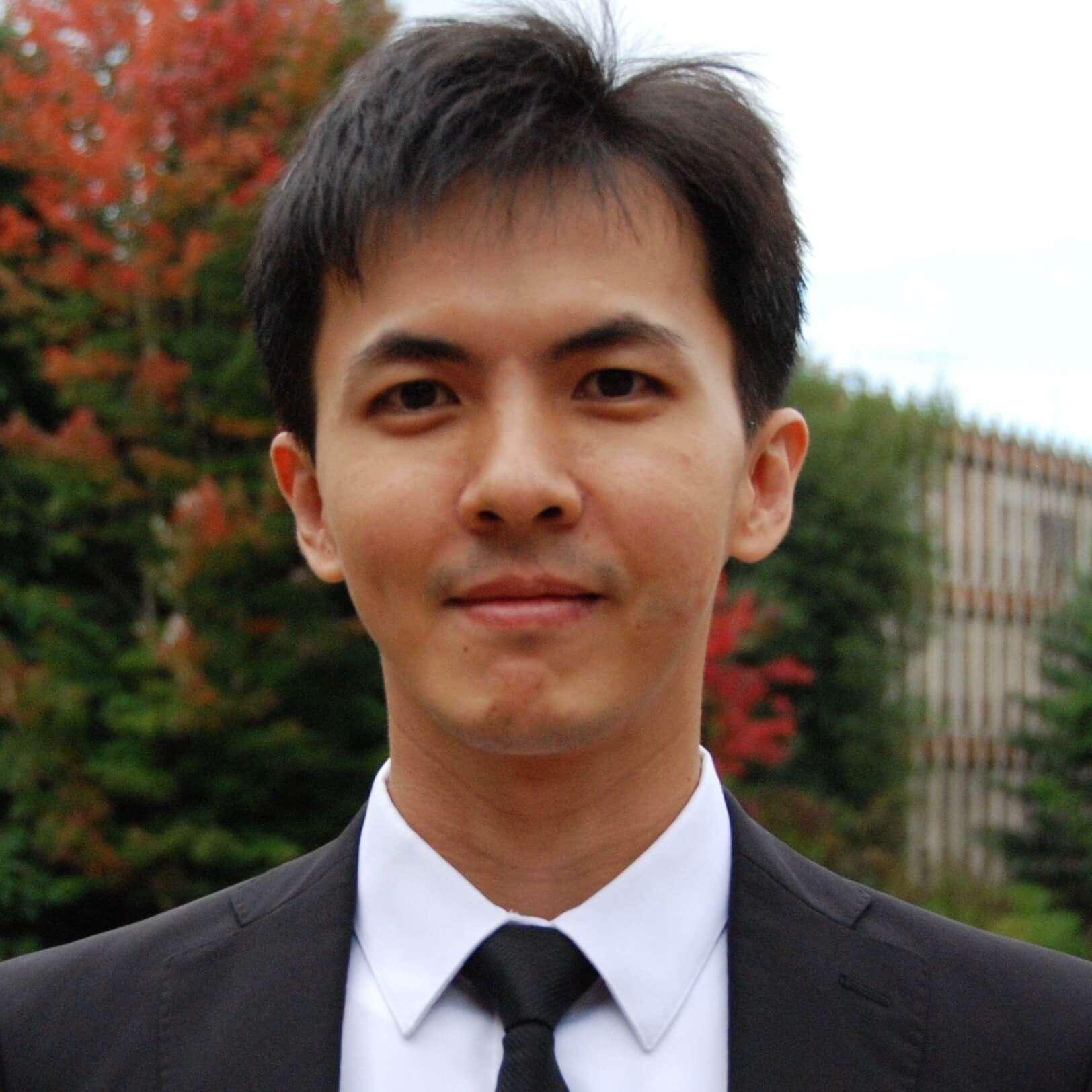 YiYang Liu : Graduate Student