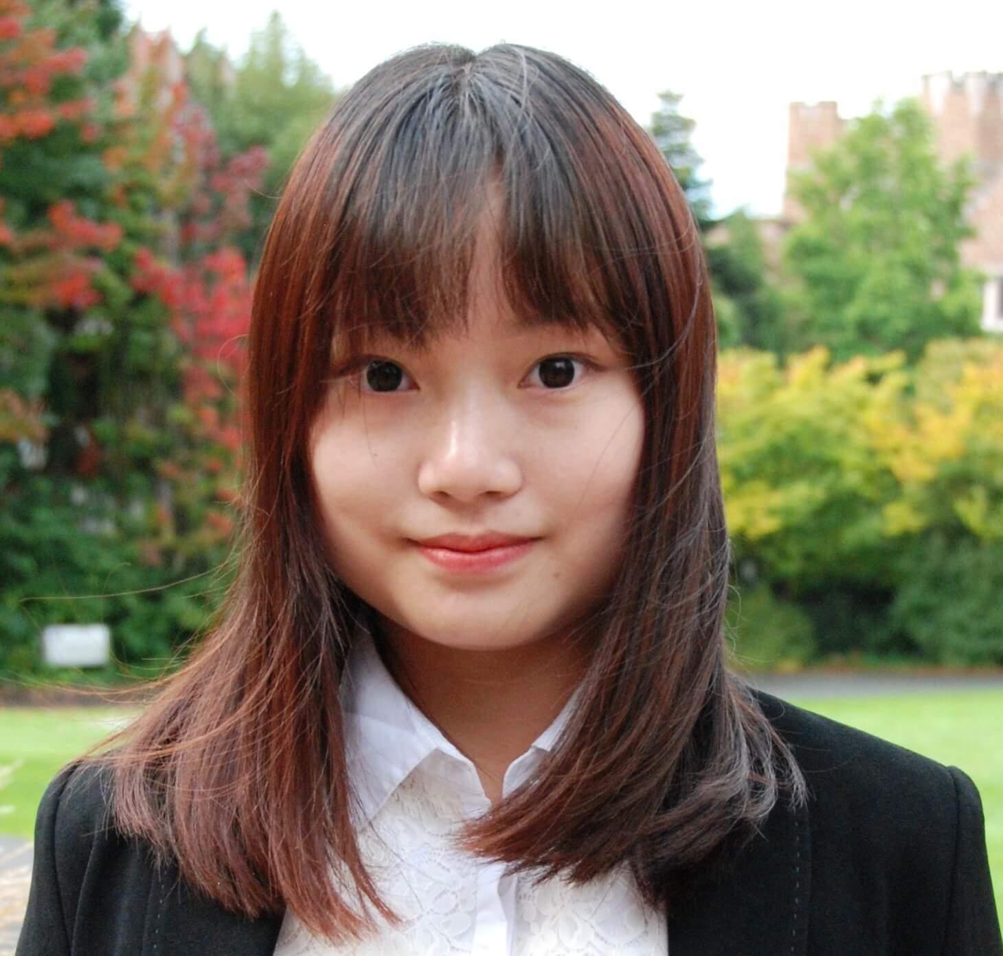 Yihua He : Graduate Student