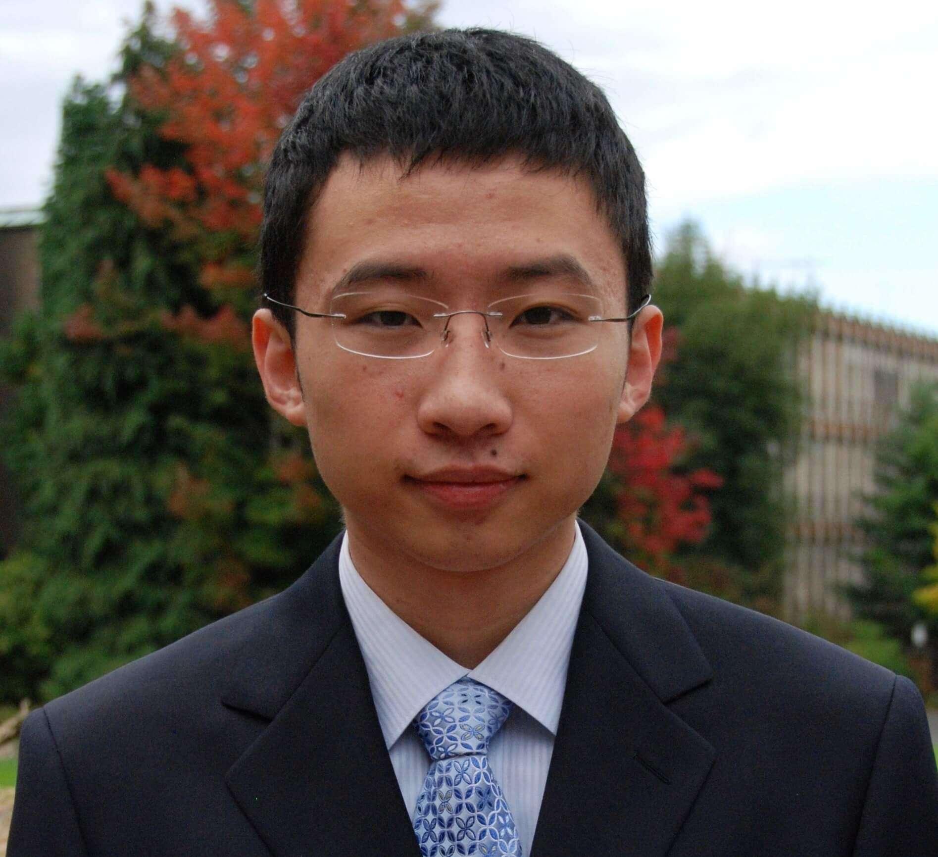 Zhichao Li : Graduate Student