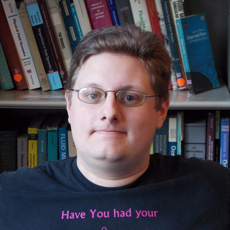 Steven Spackman : Graduate Student
