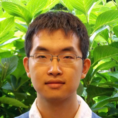 Chenfei Zhang : Graduate Student