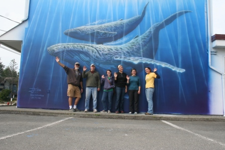 Clayoquot 2011 Team