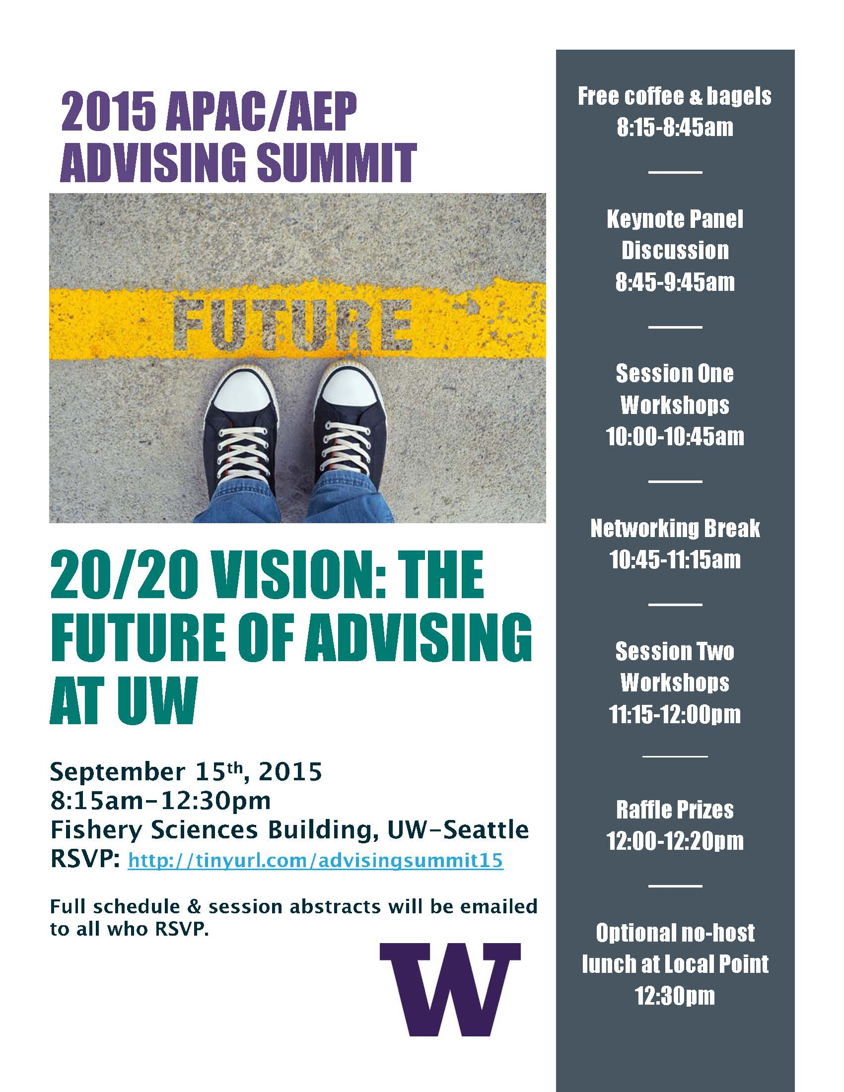 apac aep advising summit vision the future of advising at summer summit flyer 15