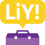 Logo for LiY! (LEAD it Yourself!)
