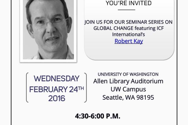 Robert Kay Seminar