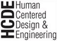 Human Centered Design & Engineering logo