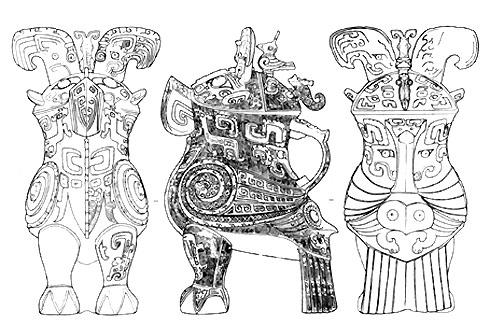 Bronzes From Fu Hao S Tomb