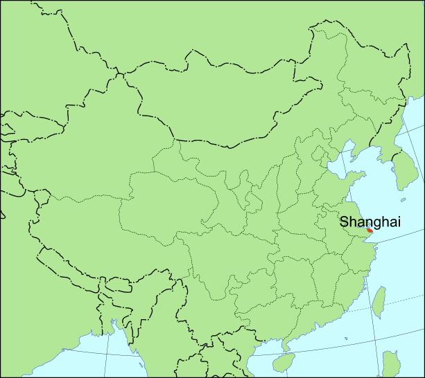 China\'s Natural Mason-Dixon Line | Far Outliers