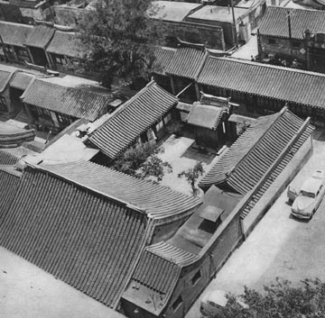 Homes all over China in pre-modern times 3bgjshy1
