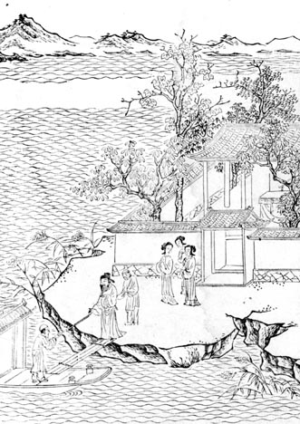 Homes all over China in pre-modern times 3egaboat
