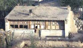 Homes all over China in pre-modern times 3rk3bay