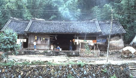 Homes all over China in pre-modern times 3rkzheji