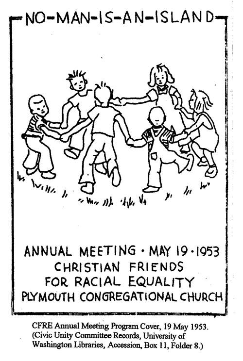 Christian Friends For Racial Equality