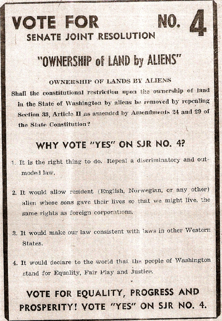 alien land laws and white supremacy