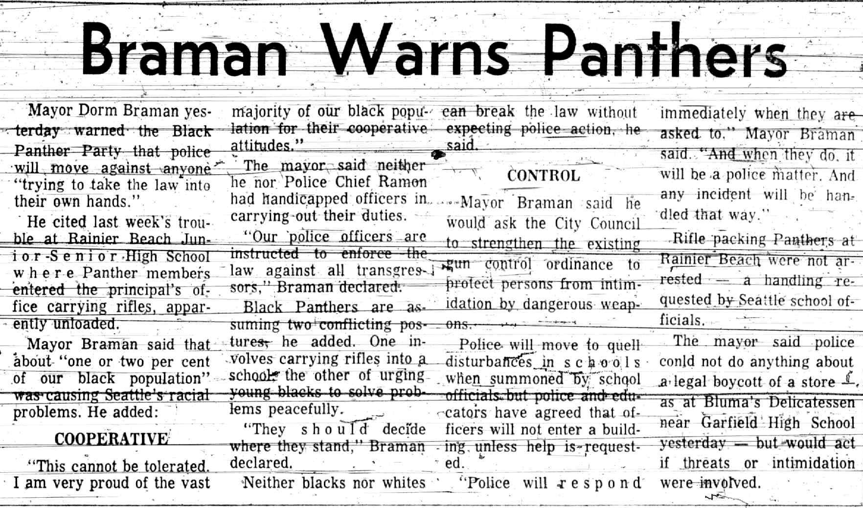 black panthers essay 'black panther' is not the movie we deserve from boston review black panther, a movie unique for its black star power, depends on a shocking devaluation of black.