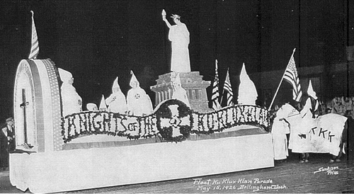 how to join the ku klux klan yahoo