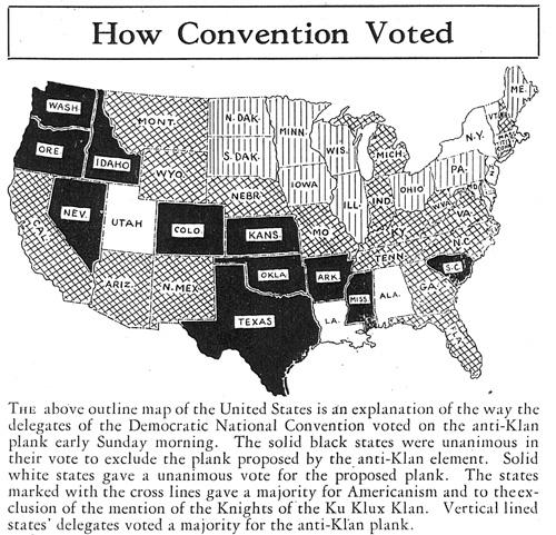 Ku Klux Klan In Washington State S - Kkk map in the us