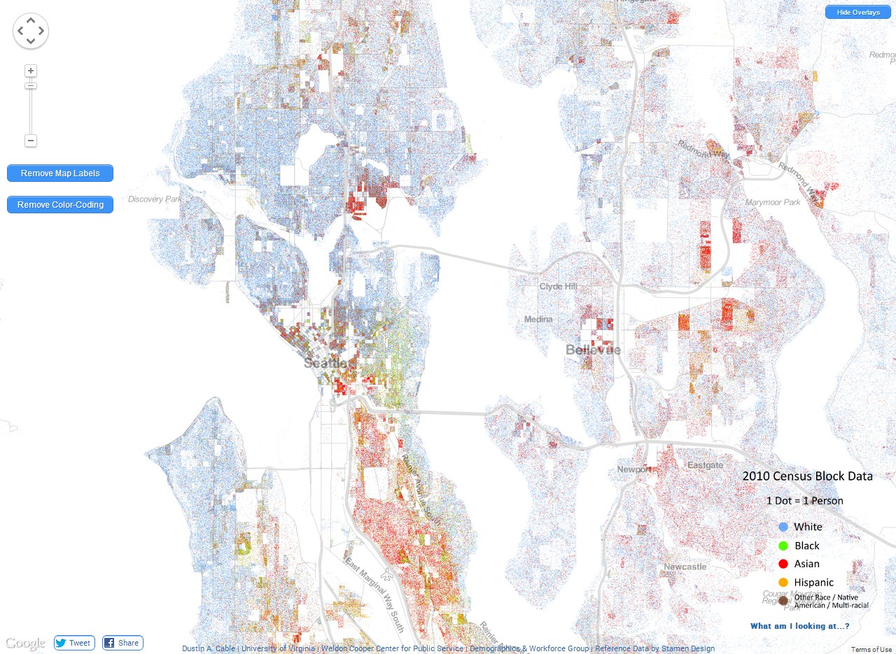 Neighborhoods Today: 2010 - Seattle Civil Rights and Labor History ...