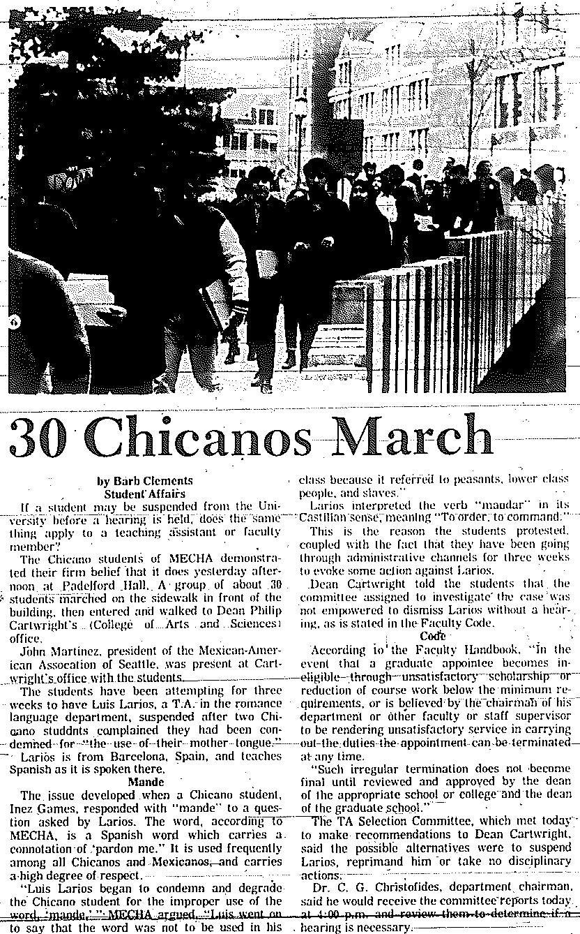 chicano civil rights movement essay