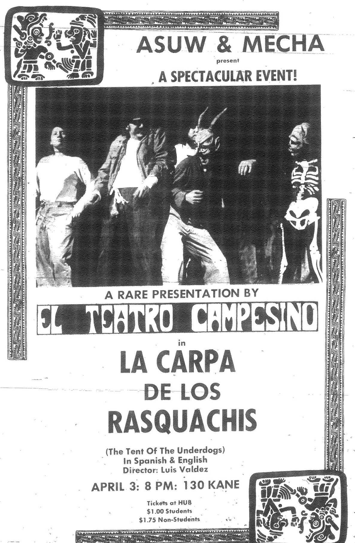 chicano movement news coverage 2 1974
