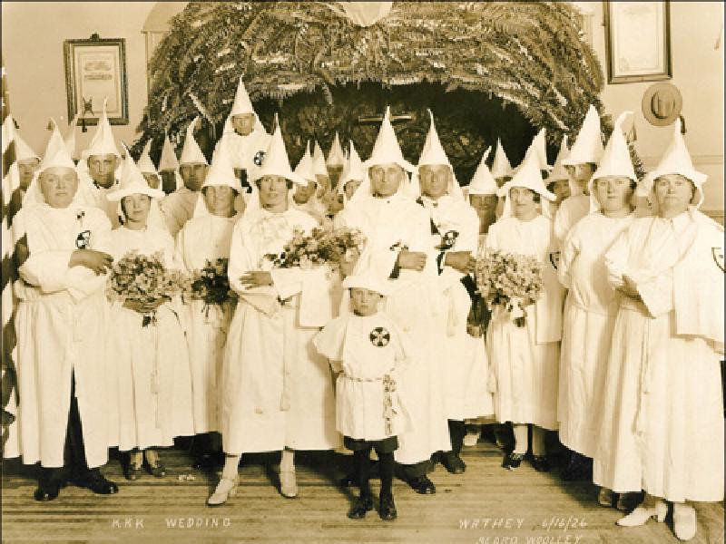 Social Klan: White Supremacy in Everyday Life - Seattle Civil Rights ...