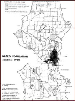 residential segregation of african americans in Third, because of residential segregation, african americans receive smaller returns on their investment in real estate the growth in housing equity over time.