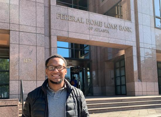 Alumni Spotlight: Dorian Kandi