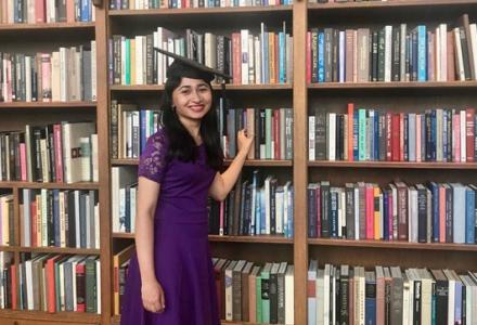 Alumni Spotlight: Sunayna Rangarajan