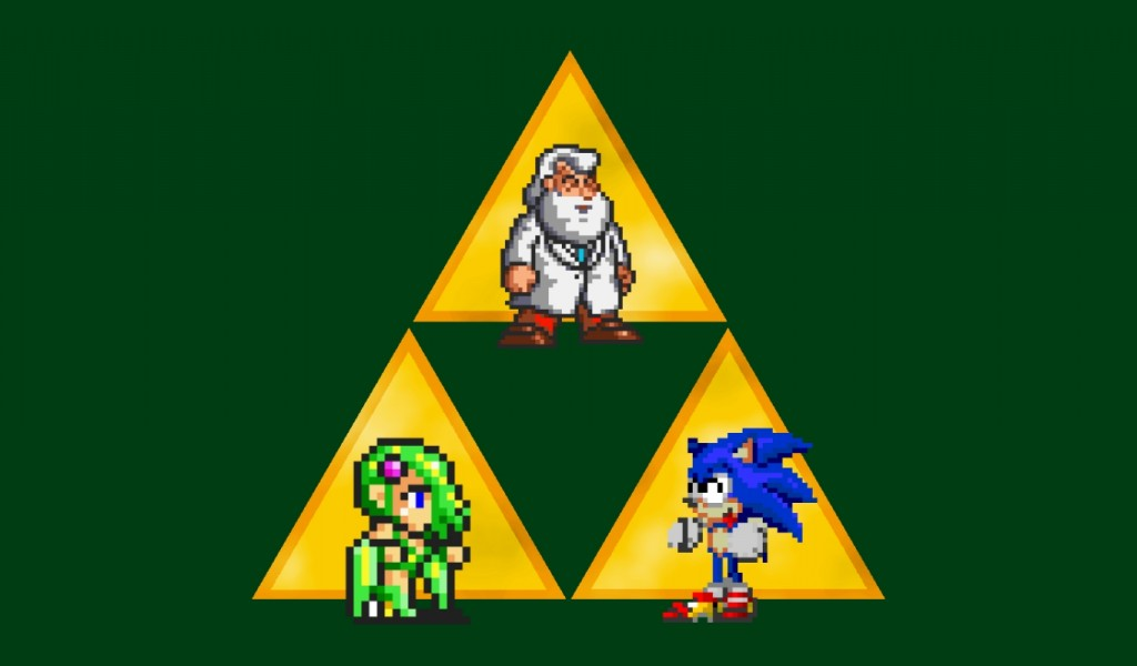 Triforce-Complete