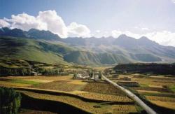 Rural Sichuan Province