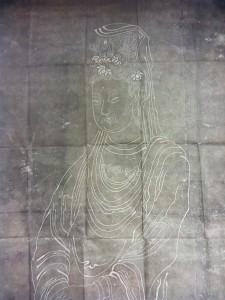 Wu Daozi hui Guanyin xiang2