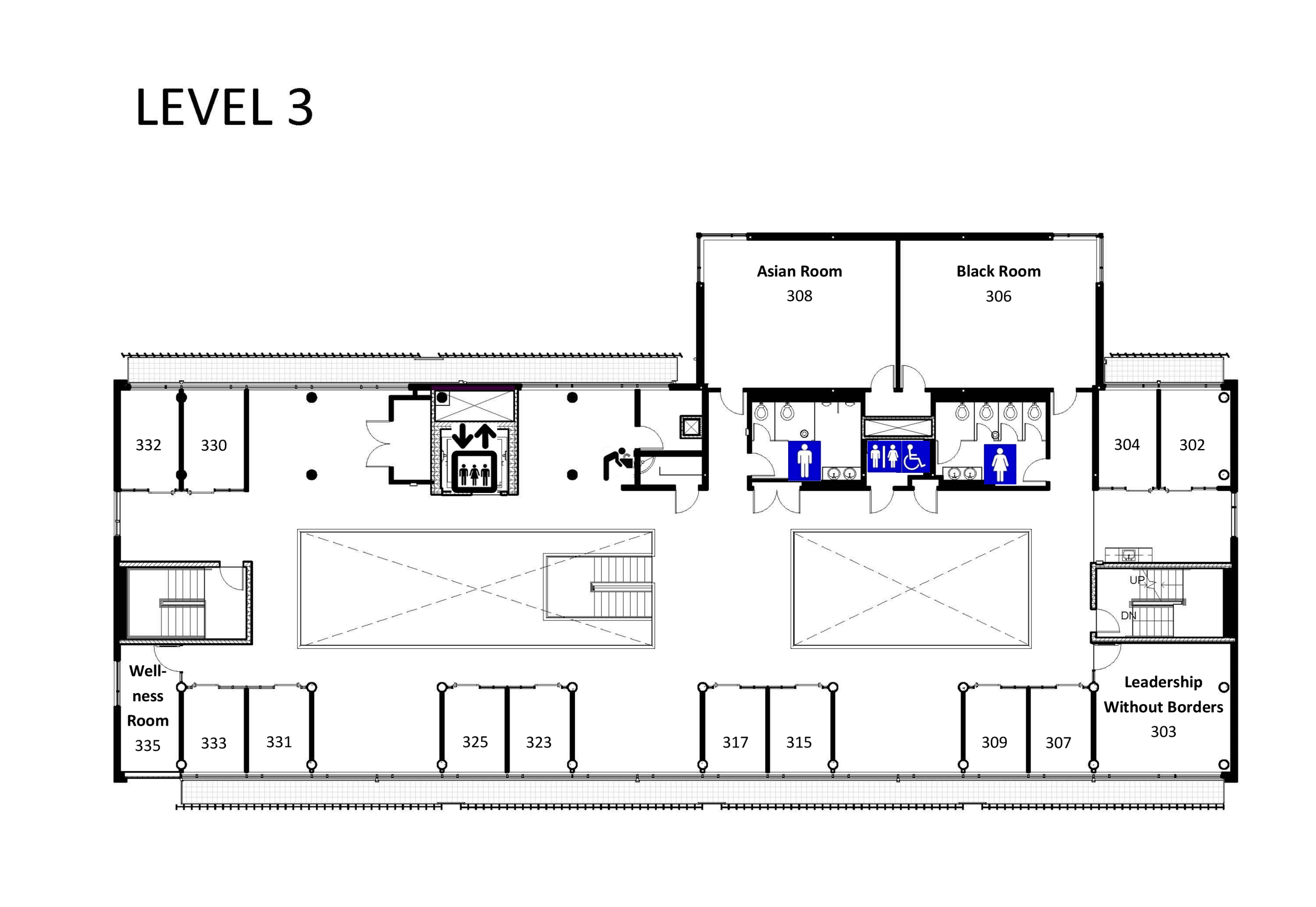 Floor Plans And Room Layouts And Capacity Samuel E