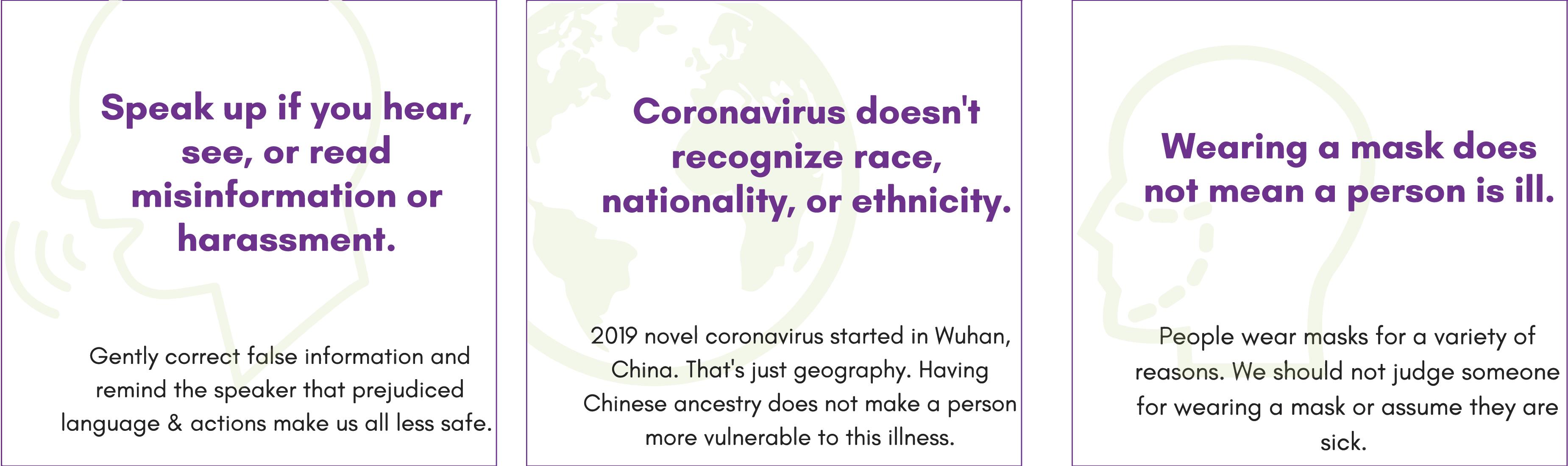 COVID-19 Banner Anti-Stigma