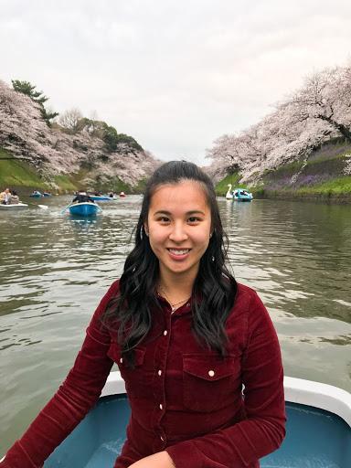 Christina Vuong portrait