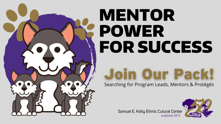 Recruitment for program leaders, mentors and proteges for the Mentor Power For Success Program
