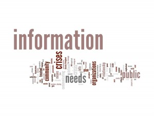 Public Information Needs During Crisis
