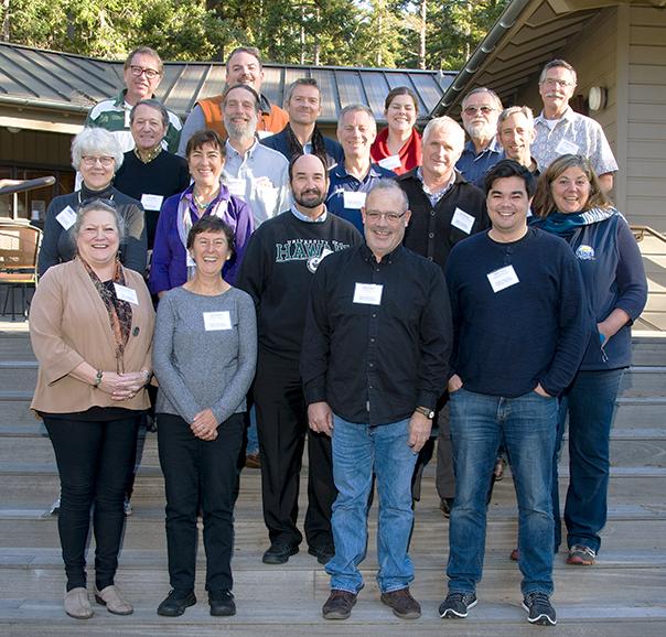 WAML 2018 attendees
