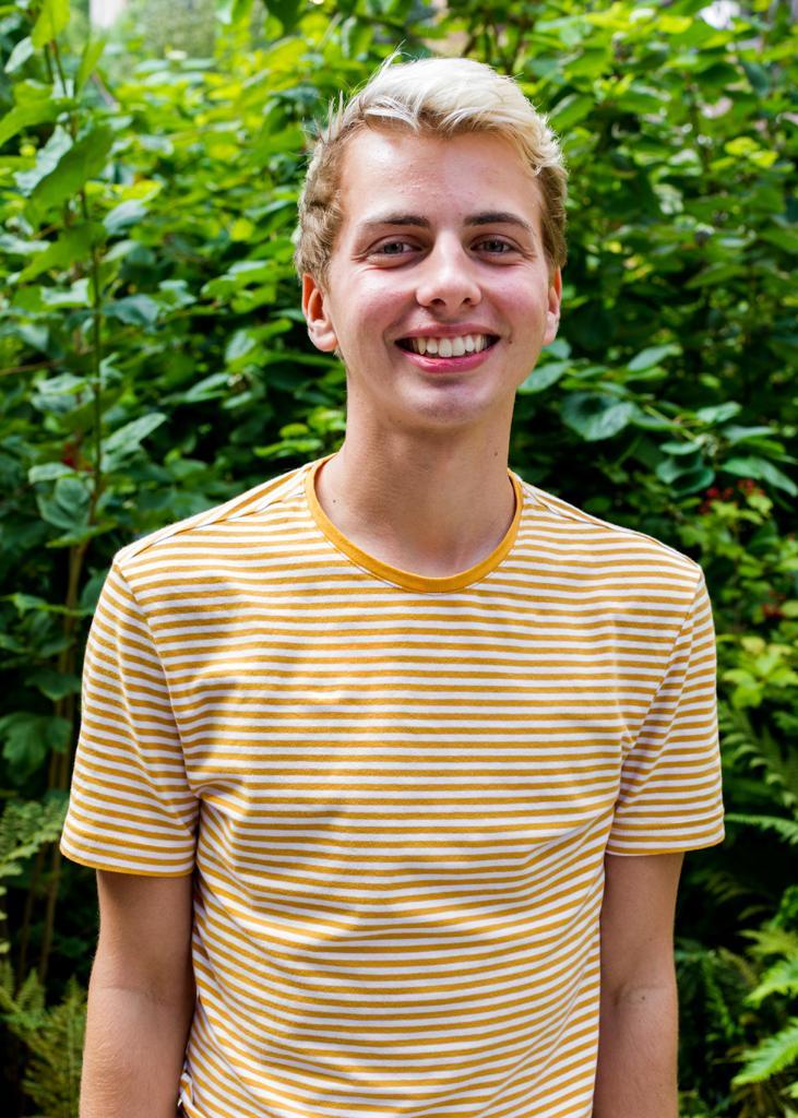 Photo of Luke Schefke