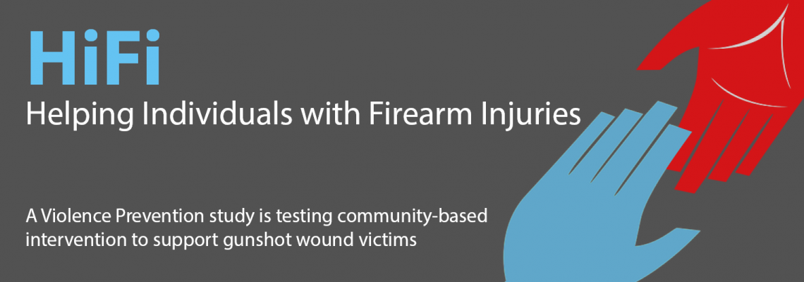 Helping Individuals with Firearm Injuries (HiFi)