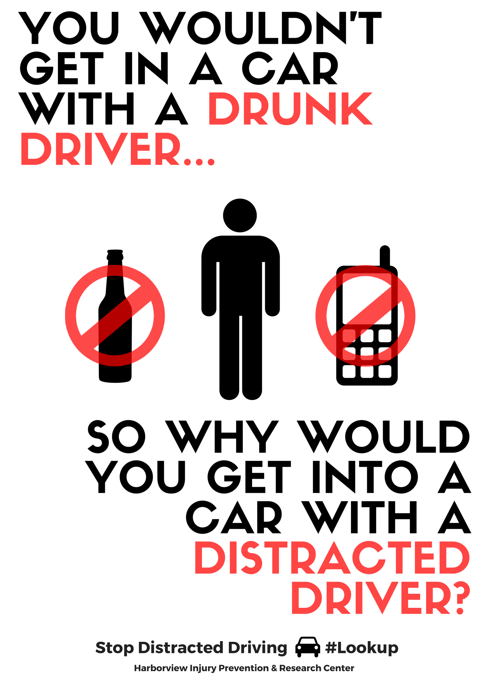 safe driving limiting distractions essay Safe driving tips  distracted driving is any activity that could divert a person's attention away from the primary task of driving all distractions endanger.