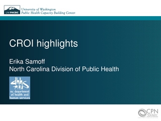 CROI highlights