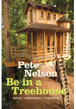 Be in a treehouse book jacket