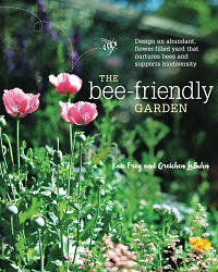 The Bee-Friendly Garden cover
