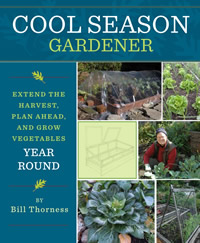 Coll Season Gardener book jacket