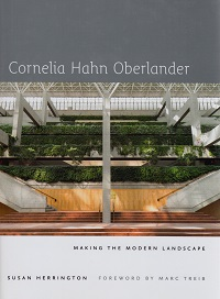 Cornelia Hahn Oberlander : making the modern landscape cover