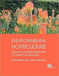 Environmental Horticulture: Science and Management of Green Landcapes cover