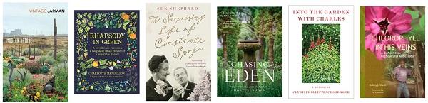 A selection of Garden of Pride books