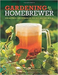Gardening for the Homebrewer cover